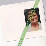 Erna Bovyn-Wittebolle, Markegem 1940, Meulebeke 1996 - Décès