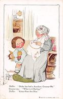 """Dollie """"Dicky Has Had A Accident, Granny-Ma - Illustrateurs & Photographes"""