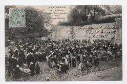 - CPA GUINGAMP (22) - Foire Aux Internationalistes 1905 (belle Animation) - Photo-Edition MANCEL 506 - - Guingamp