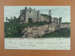 Vallée De La Meuse Falaën, Les Ruines De Montaigle - Onhaye