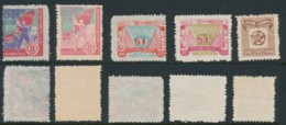 China – Thin Paper – 0.06 & 0.08mm - 1949 - ... Volksrepubliek