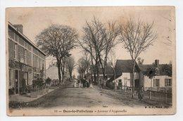 - CPA DUN-LE-PALLETEAU (Dun-le-Palestel / 23) - Avenue D'Aygurande 1905 (avec Personnages) - Edition B. F. N° 18 - - Dun Le Palestel