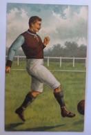 Fußball,  1907, Stengel & Co   ♥ (69557) - Ansichtskarten