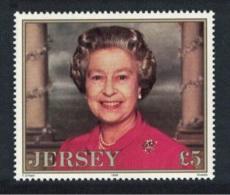 Jersey 70th Birthday Of Queen Elizabeth II 1v £5 MNH SG#738 - Jersey