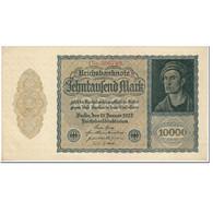 Billet, Allemagne, 10,000 Mark, 1922, 1922-01-19, KM:72, SUP - [ 3] 1918-1933: Weimarrepubliek