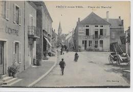 Précy-sous-Thil- Place Du Marché - France