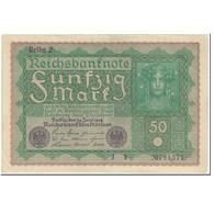 Billet, Allemagne, 50 Mark, 1919, 1919-06-24, KM:66, TTB - [ 3] 1918-1933 : República De Weimar