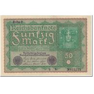 Billet, Allemagne, 50 Mark, 1919, 1919-06-24, KM:66, SPL - [ 3] 1918-1933 : República De Weimar