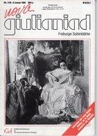 Revue Guitare Nova Giulianiad Freiburger Saitenblatter - Musique