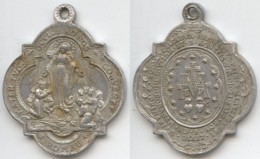 MED 174 - MEDAGLIA - MATER TUOS OCULOS AD NOS CONVERTE - ROMAE - Religione & Esoterismo
