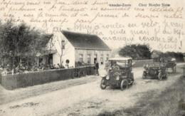 BELGIQUE - FLANDRE OCCIDENTALE - KNOCKE-ZOUTE - Chez Moeder Siska. - Knokke