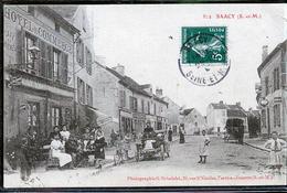 SAACY HOTEL DU COMMERCE - Francia