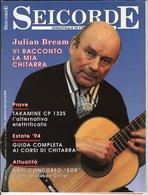 Seicorde Revue Di Chitarra - N° 46 - Julian Bream - Musique