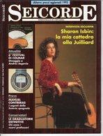 Seicorde Revue Di Chitarra - N° 49 - Sharon Isbin - Musique