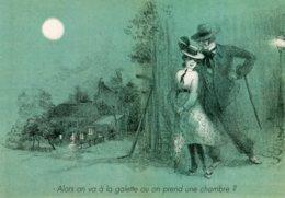 """B62496 CPM  Collection Poulbot """" Menus Le Cornet """" - Cartes Postales"""