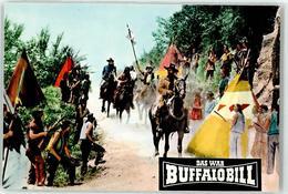 52694882 - Buffalo Bill Bild Nr. 62 Gloria Film Cowboy Indianer - Cinema