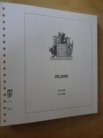 Island Lindner T Falzlos 1944-1991 (12130) - Vordruckblätter