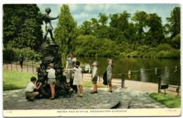 Peter Pan Statue - Kensingtom Gardens - Autres