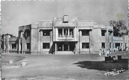 République Centrafricaine - A.E.F. Bangui, La Mairie - Carte Hoagui (librairie Au Messager) - Centrafricaine (République)