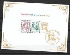 France 2013 Bloc 133  Marianne De La Jeunesse état Luxe - Blocchi & Foglietti