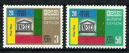 Ceilan Nº 368/9 En Nuevo. - Sri Lanka (Ceilán) (1948-...)