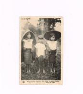 Drie Jonge Philipinos Beschut Tegen Den Regen.Expédié De Alexandrie (Egypte) à Sint-TRuiden (Belgique) - Philippinen