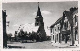Sinceny Aisne La Place De L'Eglise - France
