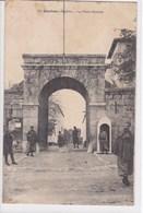 ALGERIE GUELMA  La Porte Hackett  , Poste De Garde Militaire - Guelma