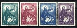 Portugal Nº 770/73 Nuevos. Cat.85€ - Unused Stamps