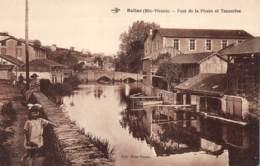 Bellac - Pont De La Pierre Et Tanneries - Bellac