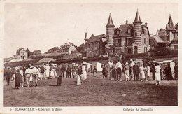 Blonville - Courses à Anes - France