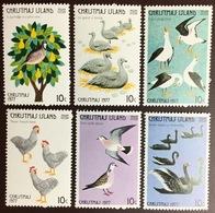 Christmas Island 1977 Christmas Birds From Set MNH - Non Classificati
