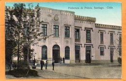 Santiago Chile 1907 Postcard - Chile