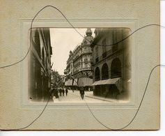 PHOTO Identifiée. DIJON. Rue De La Liberté. Juillet 1904. - Places