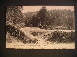 Huelgoat-La Route De La Gare - Huelgoat