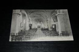 9263      DAMMARTIN EN SERVE, INTERIEUR DE L'EGLISE - 1946 - France