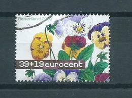 2003 Netherlands Summer Welfare,flowers,fleurs Used/gebruikt/oblitere - 1980-... (Beatrix)