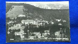 Hotel Panhans Höhenkurort Semmering Austria - Semmering