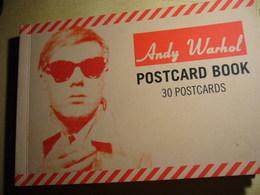 ANDY WARHOL 30 Cartes Postales - Warhol, Andy