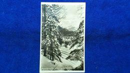 Semmering I. Winter Kalte Rinne Mit Raxalpe Austria - Semmering