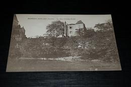 9275      MAREUIL SUR LAY, LE VIEUX CHATEAU - 1943 - Mareuil Sur Lay Dissais