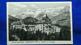Kurort Semmering Südbahnhotel Austria - Semmering