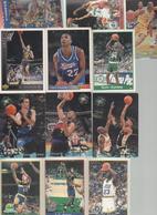 CARTE PANINI BASKET BASKETBALL  LOT DE 12 CARTES - Autres Collections