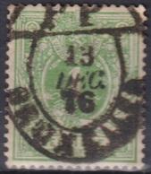 """76- COB/OBP 26 (o) """"Bruxelles-PP"""" - Telegraphenmarken"""
