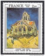 2054 , Van Gogh, Neuf Sans Charniere *** Cote 1,50€ - France