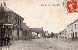 Mortagne Du Nord - Rue ??? - Otros Municipios