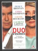 DVD - Duo D'Escrocs / The Love Punch - Pierce Brosnan / Emma Thompson - Comédie
