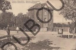 Postkaart - Carte Postale Camp D'Elsenborn Batiment D'administration  (G419) - Elsenborn (camp)