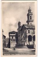Rapallo - Chiesa Clarisse E Via Montebello /P517/ - Altre Città