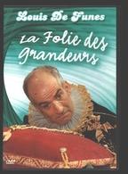 DVD - La Folie Des Grandeurs - Louis De Funès - Komedie